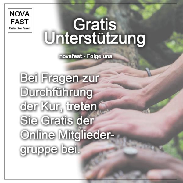 Novafast-supportgruppe