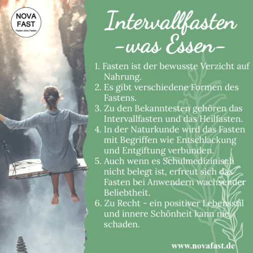 Intervallfasten-was-essen